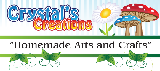 Logo for Crystal's Creations